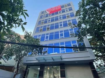 Cao ốc văn phòng cho thuê toà nhà TSA Building Nguyễn Đình Chính, Quận Phú Nhuận, TPHCM - vlook.vn
