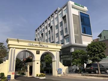 Cao ốc văn phòng cho thuê toà nhà Villa River Mark, Trần Não, Quận 2, TP Thủ Đức, TPHCM - vlook.vn
