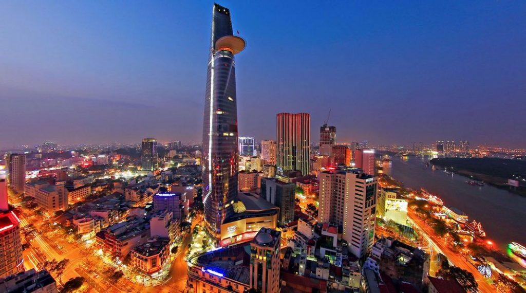 Bitexco Financial Tower Q1