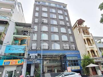 Cao ốc văn phòng cho thuê tòa nhà Golden Crown Building, Trương Quốc Dung, Quận Phú Nhuận, TPHCM - vlook.vn
