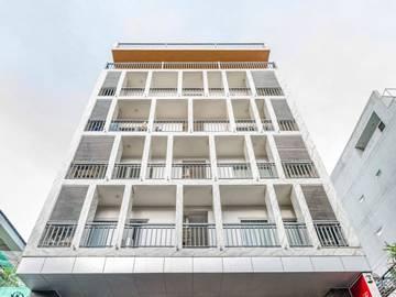 Cao ốc văn phòng cho thuê tòa nhà Cherry Apartment, Cộng Hoà, Quận Tân Bình, TPHCM - vlook.vn