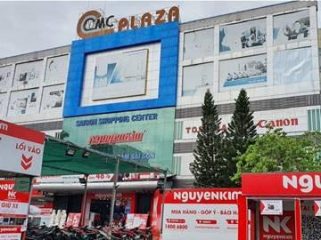 Cao ốc văn phòng cho thuê tòa nhà CMC Plaza, Lý Thường Kiệt, Quận Tân Bình - vlook.vn