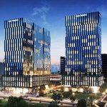 Cao ốc văn phòng cho thuê tòa nhà Cobi Tower II, Hoàng Văn Thái, Quận 7 - vlook.vn