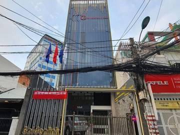 Cao ốc văn phòng cho thuê tòa nhà Goldenlink Building, Nguyễn Trọng Tuyển, Quận Phú Nhuận, TPHCM - vlook.vn