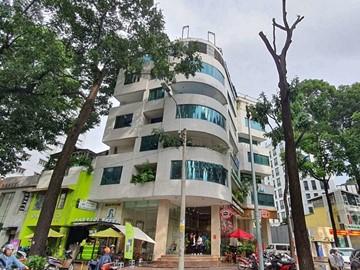 Cao ốc văn phòng cho thuê tòa nhà Hải Nam Building, Công Trường Quốc Tế, Quận 3 - vlook.vn