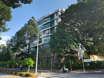 Cao ốc văn phòng cho thuê tòa nhà JVPE Building, Đường số 2, Quận 12 - vlook.vn