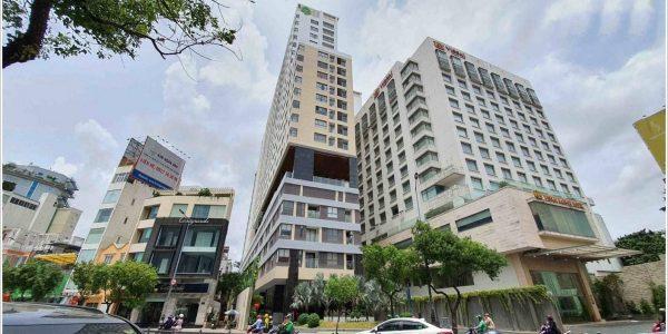 Cao ốc văn phòng cho thuê tòa nhà Kingston Residence, Hoàng Văn Thụ, Quận Phú Nhuận - vlook.vn