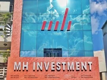 Cao ốc văn phòng cho thuê toà nhà MH Investment Building, Sư Vạn Hạnh, Quận 10, TPHCM - vlook.vn