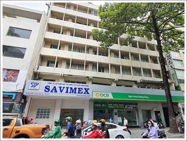 Cao ốc văn phòng cho thuê tòa nhà Savimex Building, Nguyễn Công Trứ, Quận 1 - vlook.vn