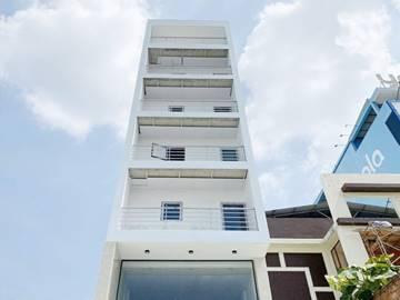 Cao ốc văn phòng cho thuê toà nhà The Sun Trần Não, Quận 2 - vlook.vn