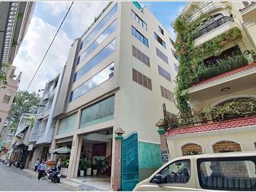 Cao ốc văn phòng cho thuê tòa nhà 17A Đặng Trần Côn, Quận 1 - vlook.vn