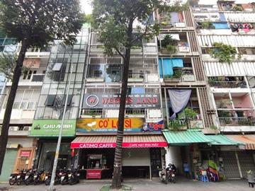 Cao ốc văn phòng cho thuê Tòa nhà Wecons Land, Cống Quỳnh, Quận 1 - vlook.vn
