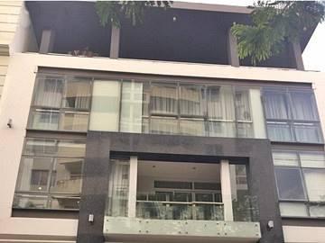 Cao ốc văn phòng cho thuê toà nhà Twins Building Nguyễn Bính, Phường Tân Phong, Quận 7 - vlook.vn