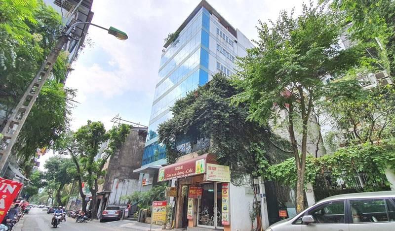 Tran Gia Building (81A Tran Quoc Toan)