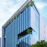 Cao ốc văn phòng cho thuê tòa nhà AL Building, Phổ Quang, Quận Tân Bình - vlook.vn