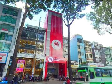 Cao ốc văn phòng cho thuê toà nhà Dodau NTMK, Nguyễn Thị Minh Khai, Quận 1, TPHCM - vlook.vn