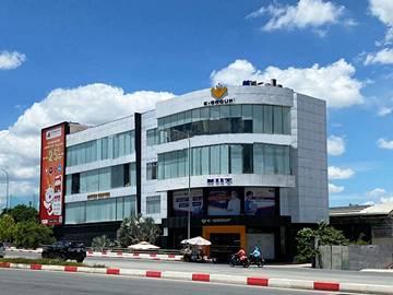 Cao ốc văn phòng cho thuê tòa nhà K-Group Building, Nguyễn Hữu Cảnh, Quận BÌnh Thạnh - vlook.vn