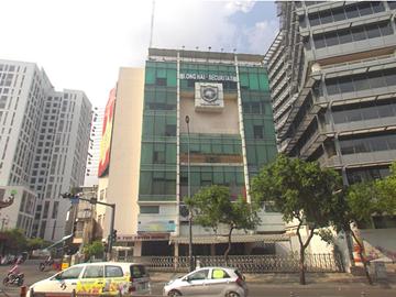 Cao ốc văn phòng cho thuê tòa nhà Long Hải Building, Nguyễn Văn Trỗi, Quận Phú Nhuận - vlook.vn