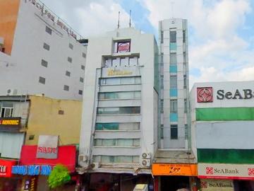 Cao ốc văn phòng cho thuê tòa nhà Nhaviet Plaza, Cộng Hòa, Quận Tân Bình - vlook.vn