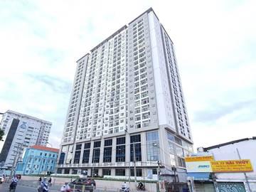 Cao ốc văn phòng cho thuê tòa nhà Richmond City, Nguyễn Xí, Quận Bình Thạnh - vlook.vn