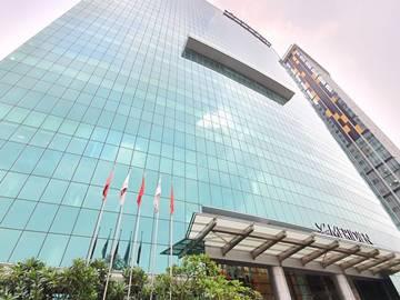 Cao ốc văn phòng cho thuê tòa nhà Riverbank Place, Tôn Đức Thắng, Quận 1 - vlook.vn