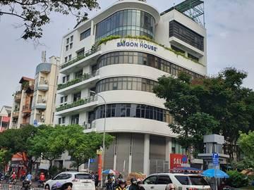 Cao ốc văn phòng cho thuê tòa nhà Saigon House Building, Hoàng Diệu, Quận 4, TPHCM - vlook.vn