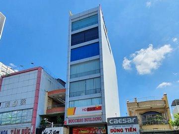 Cao ốc văn phòng cho thuê tòa nhà Success Building, Gò Dầu, Quận Tân Phú - vlook.vn