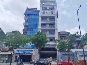 Cao ốc văn phòng cho thuê tòa nhà Tín Thành Building, Võ Văn Kiệt, Quận 1 - vlook.vn