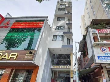 Cao ốc văn phòng cho thuê tòa nhà Three Oaks 4, Nguyễn Thị Minh Khai, Quận 3 - vlook.vn