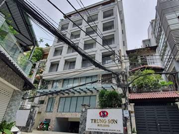 Cao ốc văn phòng cho thuê tòa nhà Trung Sơn Building, Nguyễn Văn Trỗi, Quận Phú Nhuận - vlook.vn