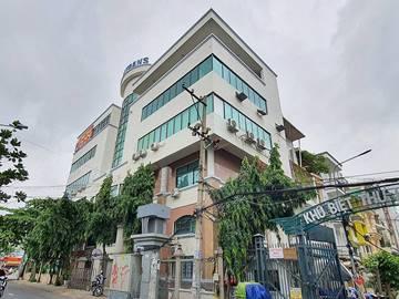 Cao ốc văn phòng cho thuê tòa nhà Vinatrans Building, Trường Sơn, Quận Tân Bình - vlook.vn