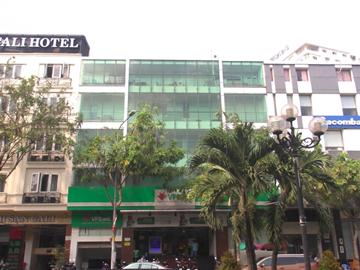 Cao ốc văn phòng cho thuê tòa nhà VP Bank Building, Phan Xích Long, Quận Phú Nhuận - vlook.vn