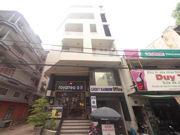 Cao ốc văn phòng cho thuê Lucky Rainbow Office, Nguyễn Thái Bình, Quận Tân Bình, TPHCM - vlook.vn