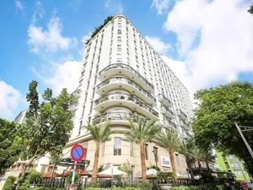Cao ốc văn phòng cho thuê Saigon Pavillon, Bà Huyện Thanh Quan, Quận 3, TPHCM - vlook.vn
