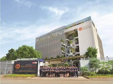 Cao ốc văn phòng cho thuê tòa nhà Taiyo Building, Nguyễn Thị Tư, Quận 9, TPHCM - vlook.vn