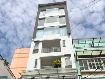 Cao ốc văn phòng cho thuê Tòa nhà 06 Đặng Văn Ngữ, Quận Phú Nhuận, TPHCM - vlook.vn